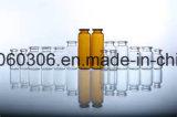 30ml cancelam o tubo de ensaio de vidro tubular