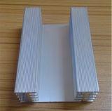 60mm 폭 알루미늄 단면도 열 싱크 60mm*26mm*60mm 길이는 주문품 할 수 있다