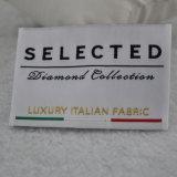 Tela de lujo de Itailan del indicador para la ropa