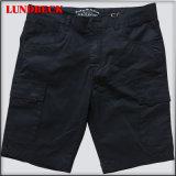 Shorts simples do algodão do estilo para o desgaste de homens