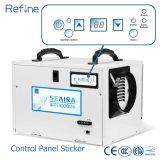 Déshumidificateur facile portatif de mémoire de modèle continu de détecteur d'air de dilution