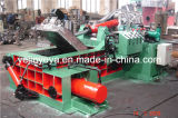 (통합되는) Ydf-63A Hydraulic Horizontal Scrap Metal Press Machine