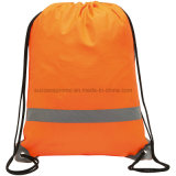 Fördernder Wäschereidrawstring-Beutel, Rucksack mit Tasche