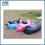 Sofa paresseux de sac de couchage d'air gonflable paresseux extérieur de bâti