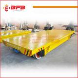 Le chariot en aluminium de transfert de bobine s'est appliqué dans l'industrie lourd sur des longerons