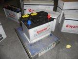 Sécher la batterie automobile 12V 30ah-200ah DIN de batteries automatiques de batterie de voiture de charge et la norme de JIS avec du CE, OIN