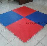 Couvre-tapis de verrouillage de puzzle d'étage d'EVA de couvre-tapis de puzzle de couvre-tapis de séance d'entraînement de Taekwondo