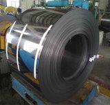 O carbono laminado a alta temperatura galvanizou a cinta suave da correia da embalagem de Dx51d Q195/bobina de aço de /Slit da tira
