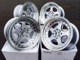 Auto de van uitstekende kwaliteit van de Legering van het Aluminium van de Replica rijdt Duim 14-18