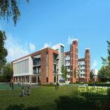 Конструкция школы перевод здания старшей средней школы учя