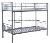 Lit joli lits jumeaux à litière en métal
