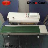 Faixa /Bag do plástico contínuo horizontal/folha de alumínio que aquece a máquina da selagem