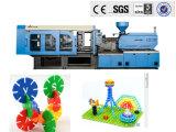 Inserções do plástico que fazem a máquina