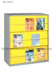 Stahlspeicherbüro-Möbel mit 2 Schichten Zeitschriften-Schrank-/Datei-Schrank