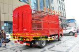 Sinotruk HOWO 4X2 carro del cargo de la estaca de 10 toneladas con LHD/Rhd