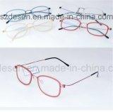 Super Light Fashion Full Rim Óculos de aço inoxidável