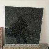 China-Fußboden-Fliese-Schwarz-Granit