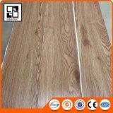 Suelo de madera del tablón del vinilo del grano de Lvt