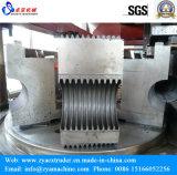 línea acanalada Double-Wall de /Production de la máquina de la protuberancia del tubo de 160m m UPVC