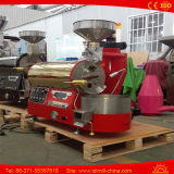 Koffiebrander van de Luxe van de Machine van de Koffie van de hoogste Kwaliteit de Mini Roosterende 1kg