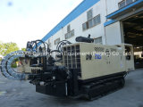 Máquina Drilling direcional horizontal, máquina de HDD com carregador Ddw-450 da tubulação