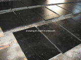 Mattonelle di marmo cinesi di Nero Marquina per la pavimentazione, muro, decorazione
