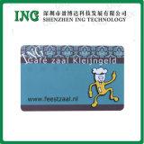 Unbelegte PVC-Karten