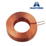 Cavo elettrico isolato PVC di rame di memoria per la vendita calda