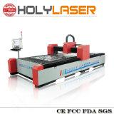 Métal de laser de fibre de haute énergie coupant le Machine-Grand format