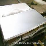 Plaque d'acier inoxydable de qualité (304)
