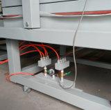 Стеклянное топление и прокатывая машина защитного стекла