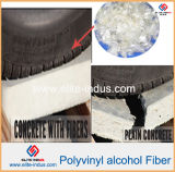 Resistant Crack High Tenacity 6mm Polyvinyl Alcohol Fiber