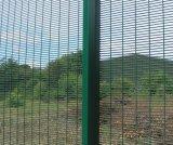 358의 용접된 방호벽 형무소 메시/분말 입히는 방호벽