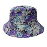 Sombrero del compartimiento con la tela floral (BT072)