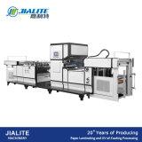 Máquina que lamina vertical automática de Msfm-1050b para el papel