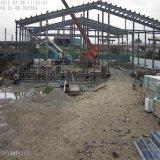 Costruzione prefabbricata della Camera di macello della struttura d'acciaio di basso costo