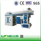 기계를 인쇄하는 4 색깔 플레스틱 필름 Ci Flexo