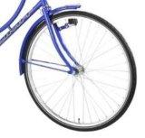 28inch de de blauwe Fiets/Fiets van het Staal met Zak (sh-TR138)