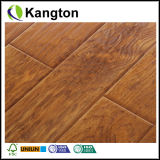 Handscraped Hickory Laminado Parquet ( pisos de madera laminada )