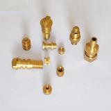 Selbstdrehbank-drehenmessing/Bronzen-/kupfernes CNC-Präzisions-Reserve-Metallmaschinell bearbeitenteile