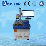 플라스틱 Laser 표하기 기계 100000 시간 장기 사용 및 기계 조각 기계를 인쇄하는 20W 섬유 Laser