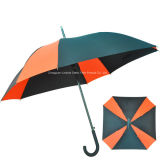 آليّة مستقيمة [فيبرغلسّ] مربع شكل مظلة مع [فيبرغلسّ] إطار/أضلاع