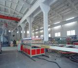De Lijn van de Extruder van de Uitdrijving van de Productie van de Extruder van de Raad van pvc van de Vervaardiging van China