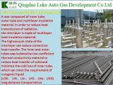 Fabbrica del pozzo di vuoto della conduttura LNG di vuoto di LNG