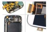 Samsung 은하 S3 I9300 I9308 I939를 위한 프레임을%s 가진 본래 LCD 스크린