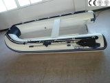 Canoë de tangon renforcé petite par fibre de verre (HSR 2.0-3.1m)