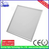 dispositivo ligero cuadrado del panel de 48W 60X60 LED