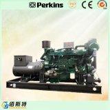 motor Diesel silencioso Water-Cooled do jogo de gerador 4-Stroke do gerador de potência 500kVA