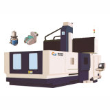Centro fazendo à máquina da linha central de alumínio do CNC 4 do perfil H45/1