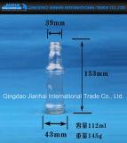 De unieke Fles van het Glas van de Olie van de Sesam van het Keukengerei (jh-2963)